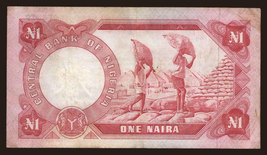 1 Naira 1973