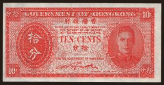 10 cents, 1945