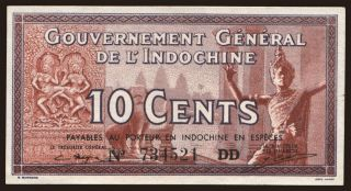 10 cents, 1939