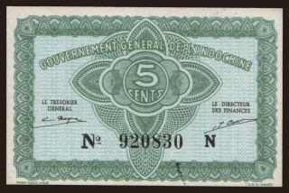 5 cents, 1942